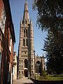 St Wulfram's, Grantham - tower.jpg