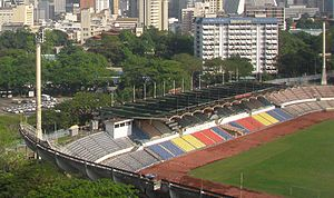 Stadium Merdeka - Image: Stadium Merdeka Kuala Lumpur Feb 2007