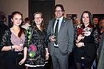 Stadtkulturpreis Hannover 2013 (100) Der Verein Politik zum Anfassen e.V., im Vordergrund von links Friederike Jüsten, Monika Dehmel, Gregor Dehmel, Anne Schulte.jpg