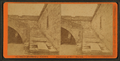 Stairway at Fort Marion, from Robert N. Dennis collection of stereoscopic views.png