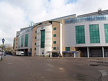 Stamford Bridge Stadium Wikipedia
