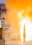 Standard Missile 2 fired from forward missile deck of USS William P. Lawrence (DDG-110) - 2.JPG