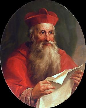 Stanislaus Hosius - Portrait of Cardinal Hosius by Marcello Bacciarelli