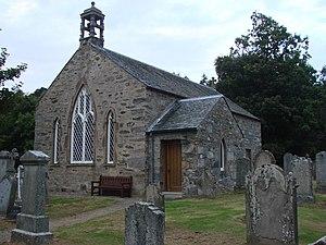 Dowally - St Anne's Church, Dowally