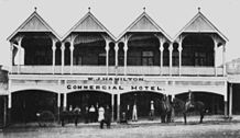 Commercial Hotel 1917