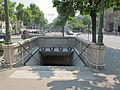 Station métro Saint-François-Xavier - IMG 2517.JPG