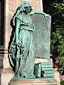 Statue of Johan Ludvig Runeberg in Helsinki - DSC03906.JPG