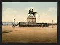 Statue of Napoleon I, Cherbourg, France-LCCN2001697637.tif