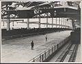 Steam trains on Harbour Bridge, 1932 (8283761924).jpg