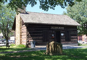 Seven Ranges - Steubenville Land Office