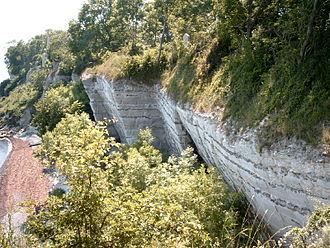 Stevns Klint - Image: Stevns klint