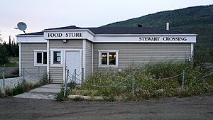 Stewart Crossing - Stewart Crossing gas station store