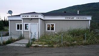 Stewart Crossing - Stewart Crossing gas station store