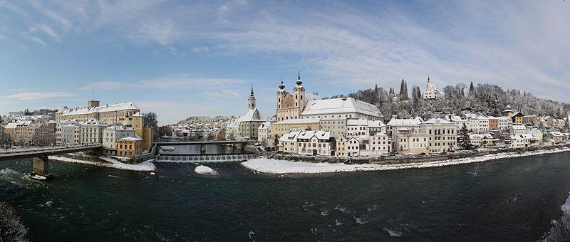 File:Steyr Panorama Winter.jpg