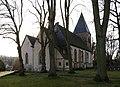 Stift Quernheim Stiftskirche Gegenlicht IMGP2447 wp.jpg