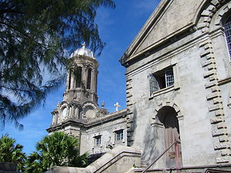 Antigua and Barbuda - St. John's Cathedral, St. John's