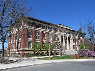 University of Massachusetts Amherst - Stockbridge Hall, Stockbridge School of Agriculture.