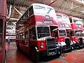 Stockport Corporation bus 308 (EDB 562), 2011 Trans Lancs rally.jpg