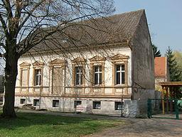 Dorfstraße in Hohen Neuendorf