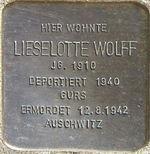 Stolperstein Böchingen Wolff Lieselotte.jpeg