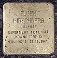 Stolperstein Kantstr 59 (Charl) Eugen Hirschberg.jpg