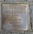 Stolperstein Kiel Sophie Ostwald.jpg