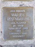 Stolperstein Marjen Rosengarten.jpg