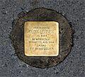 Stolperstein Salzburg, Verlegestelle Goldgasse 12.jpg