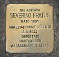 Stolperstein für Severino Fratus.JPG