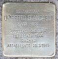 Stolperstein für Umberto Biancardi (Sant'Angelo Lodigiano).jpg