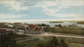 Strömsunds järnvägsstation colorerat vykort.png