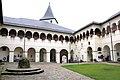 Straßburg Schlossweg 6 ehem. Bischofsburg Arkadenhof Ost-Ansicht 03092012 5138.jpg