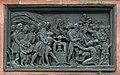Strasbourg, place Gutenberg, statue de Gutenberg, David d'Angers 13.jpg