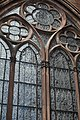 Strasbourg Cathedral - Stained glass windows from outside (7684356244).jpg