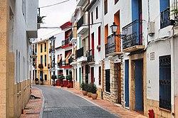 Street in La Nucia (Alicante) DSC 0107.jpg