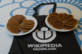 Stroopwafels at wiki techstorm 2019.png