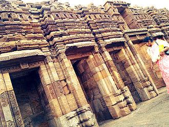 Ratnagiri, Odisha - Image: Structure inside Ratnagiri