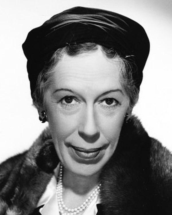 Photo Edna May Oliver via Wikidata