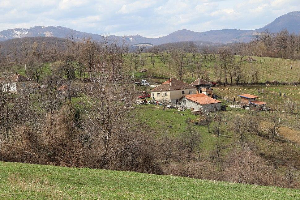 Sušica - opština Valjevo - zapadna Srbija - panorama 5