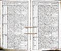 Subačiaus RKB 1832-1838 krikšto metrikų knyga 127.jpg