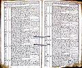 Subačiaus RKB 1832-1838 krikšto metrikų knyga 142.jpg
