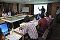 Sudhanshu Sharma Speaks - Introductory Session - Workshop for Organising World Robot Olympiad - NCSM - Kolkata 2016-06-13 4523.JPG