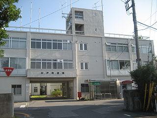 Sugito, Saitama Town in Kantō, Japan