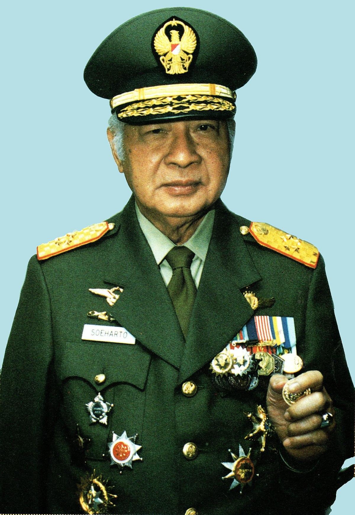 Suharto Wikipedia