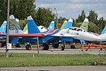 Sukhoi Su-27P '06 blue' (37413546916).jpg