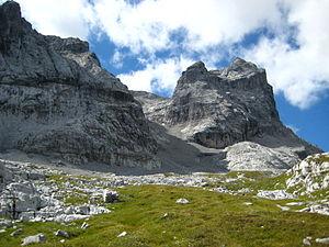 Klettersteig Sulzfluh : Sulzfluh u wikipedia