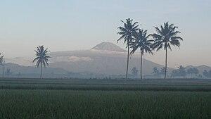 Mount Sumbing - Image: Sumbing Mount, Magelang