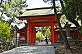 Sumiyoshi-taisha, Koufuku-mon.jpg