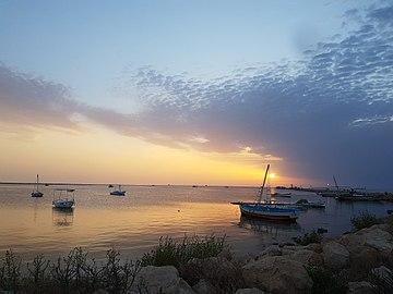 Sunset island Kerkenna 01.jpg
