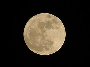 A SuperMoon is a perigee-syzygy, a new or full...